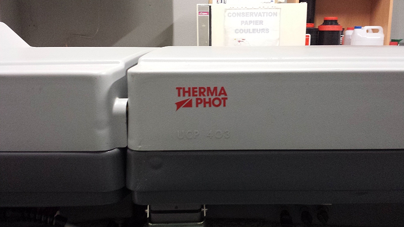 Thermaphot UCP403 Thecameracollector